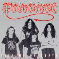 [Possessed Victims of Death Album Cover]