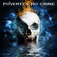 [Poverty's No Crime Save My Soul Album Cover]