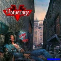 Powerage Down 'N' Dirty Album Cover
