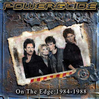 [Powerglide On The Edge: 1984-1988 Album Cover]
