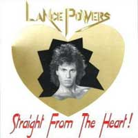 Lance Powers Straight From the Heart Album Cover