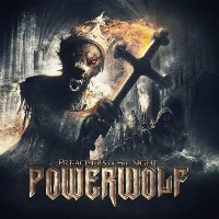 [Powerwolf Preachers of the Night Album Cover]