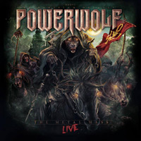 [Powerwolf The Metal Mass Live Album Cover]
