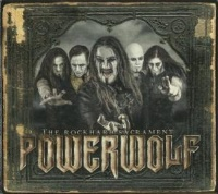 [Powerwolf The Rockhard Sacrament Album Cover]