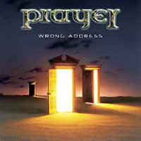 [Prayer Wrong Address Album Cover]