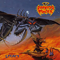 [Praying Mantis Legacy Album Cover]