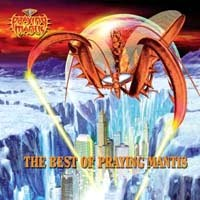 [Praying Mantis The Best of Praying Mantis Album Cover]