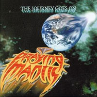 [Praying Mantis The Journey Goes On Album Cover]
