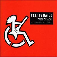 Pretty Maids Alive at Least Album Cover