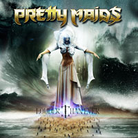 [Pretty Maids Louder Than Ever Album Cover]