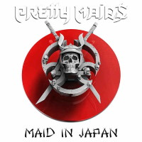 Pretty Maids Maid In Japan Album Cover