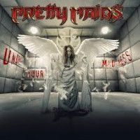 Pretty Maids Undress Your Madness Album Cover