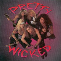 Pretty Wicked Pretty Wicked Album Cover