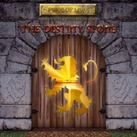 Pride of Lions The Destiny Stone Album Cover