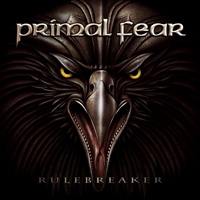 Primal Fear Rulebreaker Album Cover