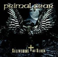 [Primal Fear Delivering the Black Album Cover]