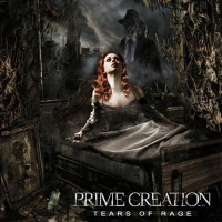 Prime Creation Tears of Rage Album Cover