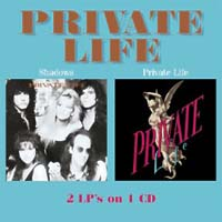 [Private Life Shadows/Private Life Album Cover]