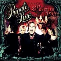 [Private Line 21st Century Pirates Album Cover]