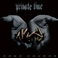 [Private Line Dead Decade Album Cover]