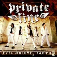 [Private Line Evel Knievel Factor Album Cover]
