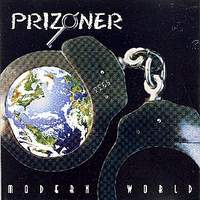 Prizoner Modern World Album Cover