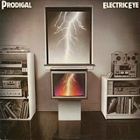 [Prodigal Electric Eye Album Cover]
