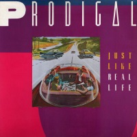 [Prodigal Just Like Real Life Album Cover]