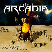 [Project Arcadia A Time of Changes Album Cover]