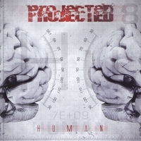 [Projected Human Album Cover]