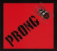 [Prong 100 Percent Live Album Cover]
