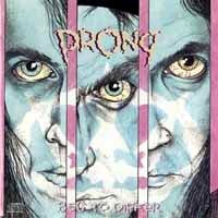 [Prong Beg to Differ Album Cover]