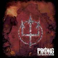 [Prong Carved into Stone Album Cover]