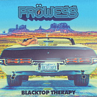 [Prowess Blacktop Therapy Album Cover]