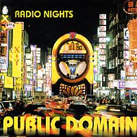 [Public Domain Radio Nights Album Cover]