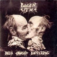 Pungent Stench Been Caught Buttering Album Cover