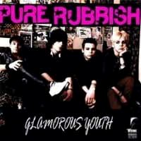 [Pure Rubbish Glamorous Youth Album Cover]