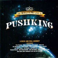 [Pushking The World As We Love It Album Cover]