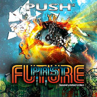 [Push UK Future Into Past Album Cover]