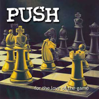 Push 4 the Love of the Game Album Cover