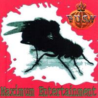 Push Maximum Entertainment Album Cover
