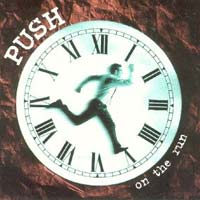 Push On the Run Album Cover