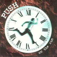 Push On the Run Album Cover