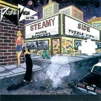 [Puzzle View On The Steamy Side Album Cover]