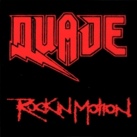 Quade Rock In Motion Album Cover