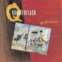 [Quarterflash Girl In The Wind Album Cover]