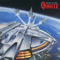 [Quartz Against All Odds Album Cover]