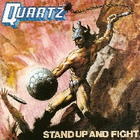 [Quartz Stand Up and Fight Album Cover]