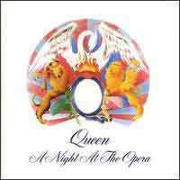 [Queen A Night at the Opera Album Cover]