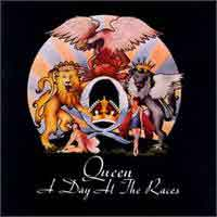 [Queen A Day at the Races Album Cover]